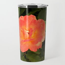 Ash Laden Leaves Travel Mug