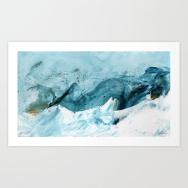 4/5 Art Print