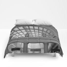 Union Station, No. 4 Comforters