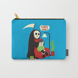 Guess Who Carry-All Pouch