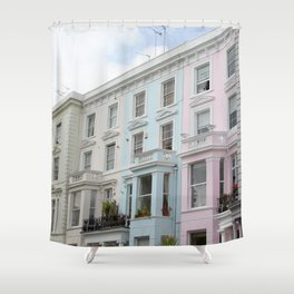 Notting Hill Shower Curtain