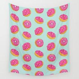 Doughnuts Wall Tapestry