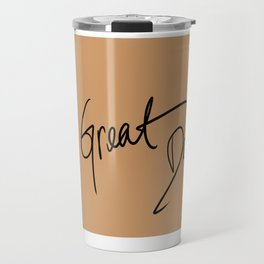 Adorable Horse Travel Mug