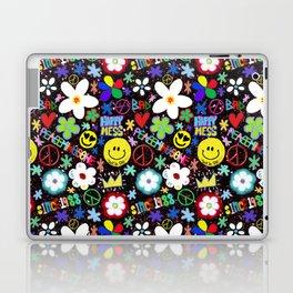 PMO colorful collage Laptop & iPad Skin