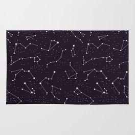 constellations pattern Rug