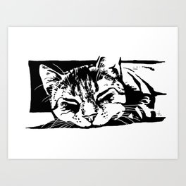 Malheur Art Print