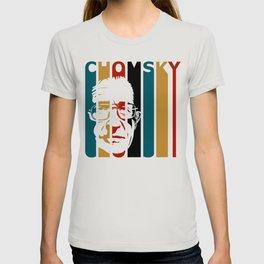 Noam Chomsky Retro Homage T-shirt