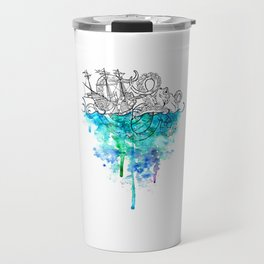 From the Deep, Deep Down. Travel Mug