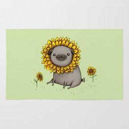 Pugflower Rug