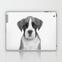German Boxer Puppy Laptop & iPad Skin