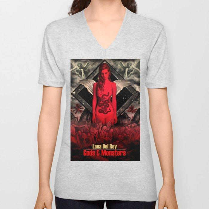 Gods & Monsters Unisex V-Neck