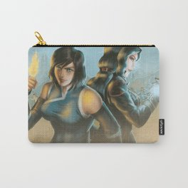 Korrasami Fanart Carry-All Pouch