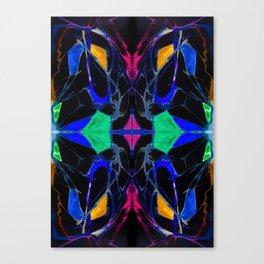 四 (Sì) Canvas Print