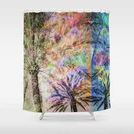 Tropicana Shower Curtain