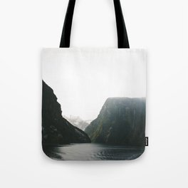 Doubtful Sound Tote Bag