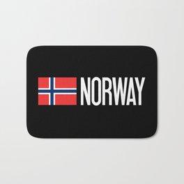 Norway: Norwegian Flag & Norway Bath Mat