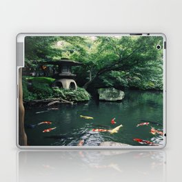 Happoen Garden Laptop & iPad Skin