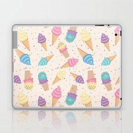 ice cream party Laptop & iPad Skin