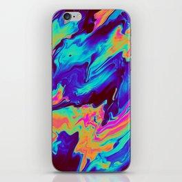 RIPTIDE iPhone Skin