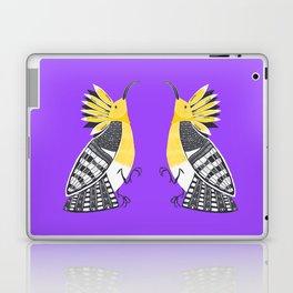 The Hoopoe Laptop & iPad Skin