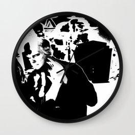 Cotton Club Smooch Wall Clock