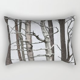 Tree life Part III Rectangular Pillow