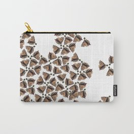 Queen of Skulls Carry-All Pouch