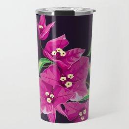 Bougainvillea Travel Mug
