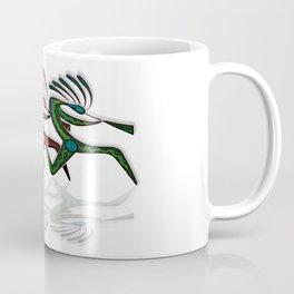RUNNING  KOKOPELLI II Coffee Mug