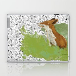 Sunning Fox Laptop & iPad Skin