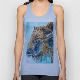 Crisp Morning Air Unisex Tank Top