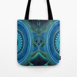 Workings Kaleidoscope Tote Bag