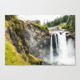 Snoqualmie Falls, Washington State Canvas Print