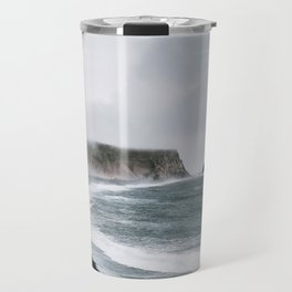 Coast / Iceland Travel Mug