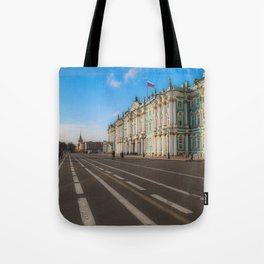 The Winter Palace Tote Bag