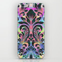 Boujee Boho Fleur iPhone Skin