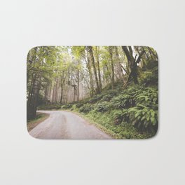 The Road to Olympia Bath Mat