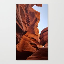 Antelope Canyon  #8 Canvas Print