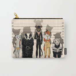 Unusual Suspects Carry-All Pouch