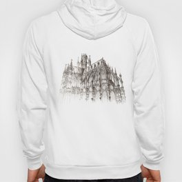 Cathedral ink Hoody