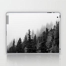 Foggy Trees Laptop & iPad Skin