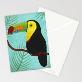 Keel-Billed Toucan Stationery Cards