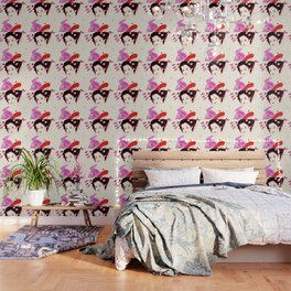 Geisha Wallpaper