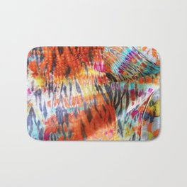 silk forms Bath Mat