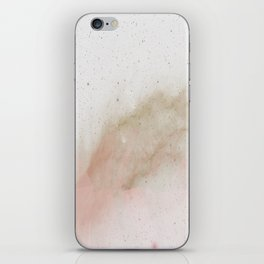 WINTER MEDITATION iPhone Skin