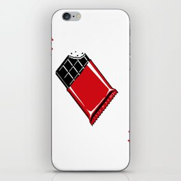 Delicious Deck: The Ace of Diamonds iPhone Skin