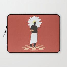 The Pie Maker Laptop Sleeve