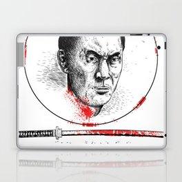 Kurosawa Samurai Gym Laptop & iPad Skin