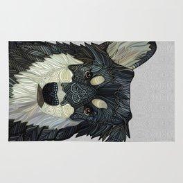 Bjorn - Malamute Samoyed Husky Mix Rug