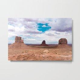Monument Valley, UT Metal Print